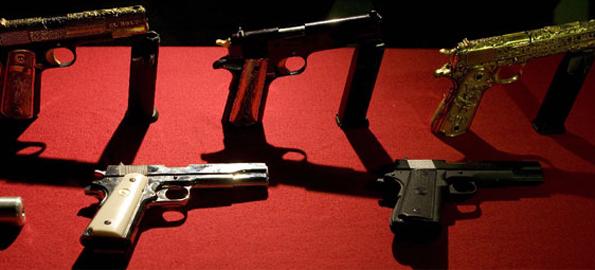 Armas De Alto Calibre Nombres Robaron serie de armas deArmas De Alto Calibre De Oro