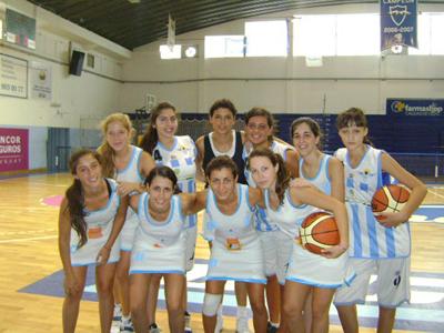 basquet femenino salto uruguay!!
