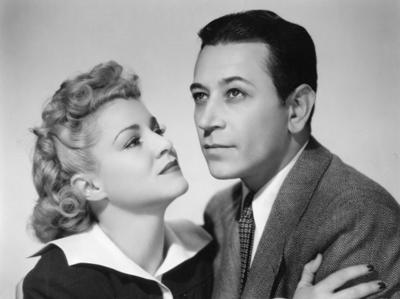 I Stole a Million, George Raft con  Claire Trevor, 1939