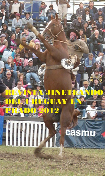 Fernando Cereser Magalhães- Foto Wilson Leal Revista Jineteando del Uruguay