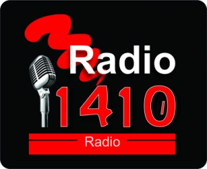 radio fondo negro