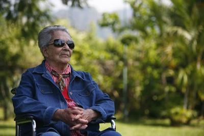 Isabel Vargas Lizano, mejor conocida como Chavela Vargas Archivo EL UNIVERSAL