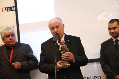 Juan Rosas, Carlos Ríos y Claudino Ferreira Pinto- Radio Libertadores