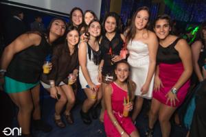 Belén Mattío y sus amigas - foto ON