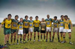Salto Rugby foto