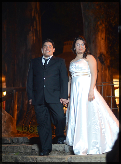 MICHEL LOPEZ SEQUEIRA - VALERIA RODRIGUEZ PIMIENTA. 473 39257 , FOTO E.L