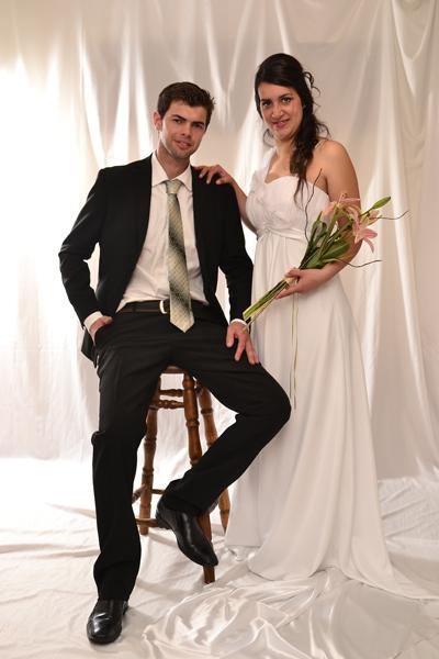 boda márquez - gorcés - foto Ruétalo