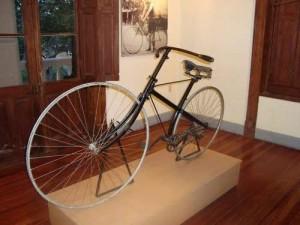 La bicicleta de Quiroga