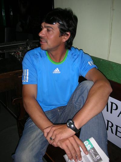 Texeira, Martín