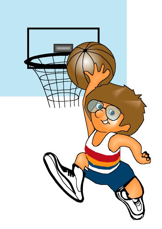 Basquetbol niños - Imagui