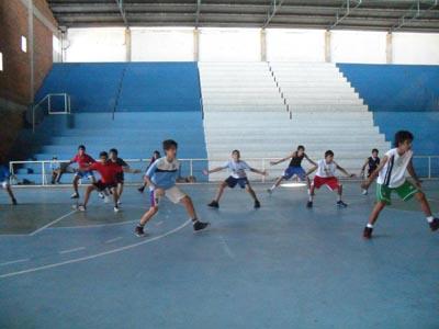 Campus Planeta Basket 3