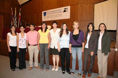 Regional Norte - 1eros. Licenciados en Ciencias Sociales - 001