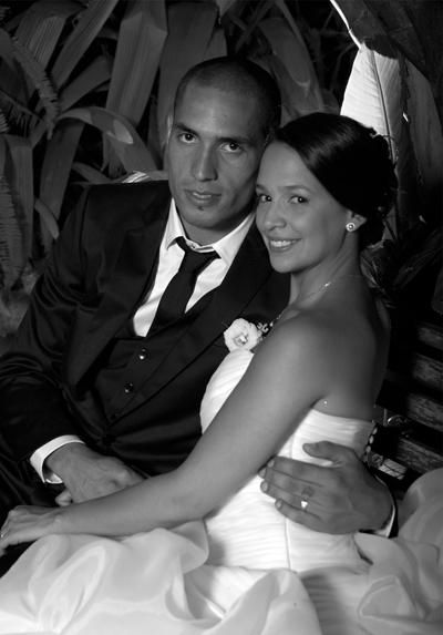 boda Brahian Rodriguez Carballo  - María Raquel Márquez  Puigvert - Foto ON