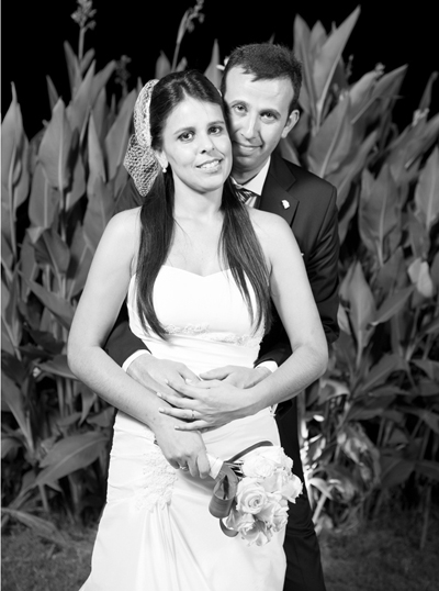 boda Marcos   Suárez Quintanilla - Verónica Alves Izaguirre -  foto ON