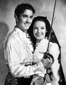 La marca del Zorro con Tyrone Power, 1940.  3
