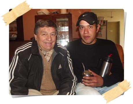 Diaz e hijo