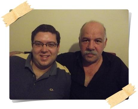 Gerardo Buzo y Federico Buzzo