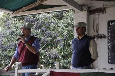 Germán y Julio Gaudín, principales del escritorio Gaudín Hnos.