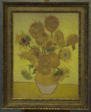 LosGirasoles, de Van Gogh