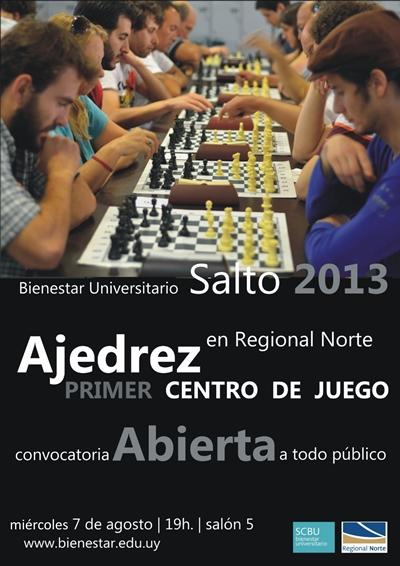 ajedrez en Salto
