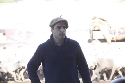 Rodrigo de León, uno de los colaboradores de Gaudín Hnos.