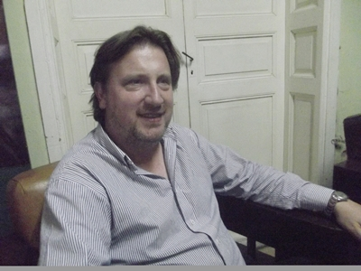 Con el doctor:  Manuel Melnik