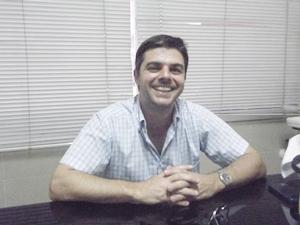 Con el Dr. Neonatólogo Marcelo Invernizzi.