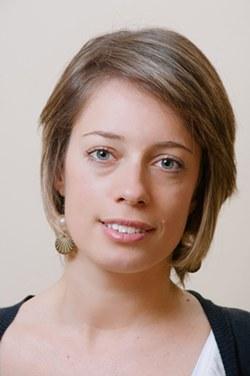 Con la Licenciada  en Alimentación: Carla Piastri.