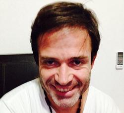 Con el Médico  Anestesista:  Gonzalo Abelleira