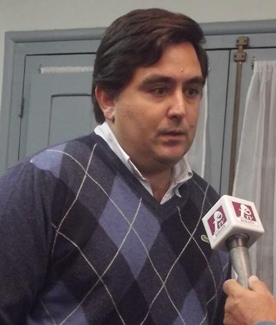 Con el Doctor:  Juan Pablo Salisburybury