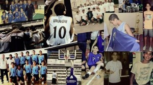 Algunas imágenes de como vivió las Olimpiadas Liceales 2013