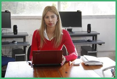 Valeria Giménez, Maestra Directora del  Centro Ceibal de Tecnología.