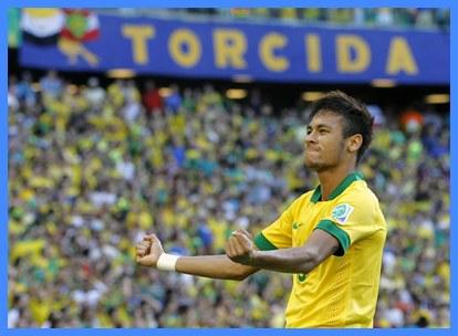 Brasil inicia su camino en el Mundial, con Neymar como arma de desequilibrio.