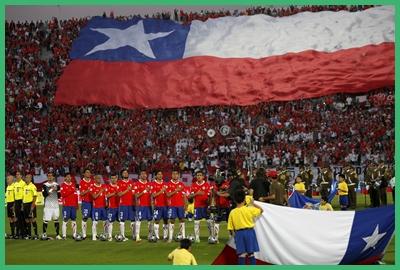 Los futbolistas chilenos no pueden beber refrescos durante el Mundial.