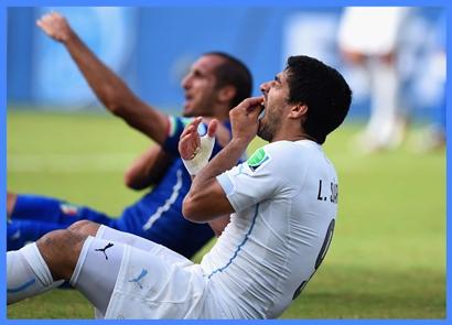 """El """"9"""" no lo sabía, pero ante Italia jugaría su último partido del Mundial."""