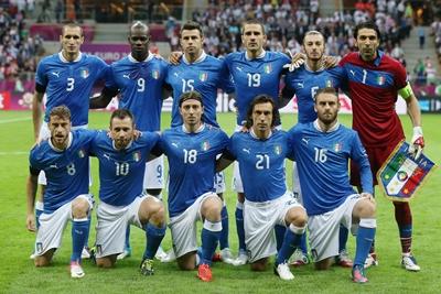 El histórico Italia siempre es un rival de temer.