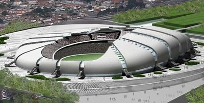 NATAL La Arena de las Dunas de Natal, con aforo para 45.000 espectadores, será escenario  del último partido de Uruguay en el grupo: ante Italia, el martes 24.