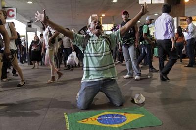 La organización teme que las manifestaciones afecten el desarrollo del Mundial.