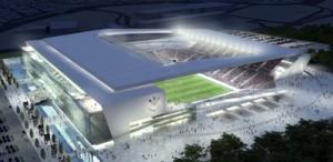 SAN PABLO El Arena Corinthians de San Pablo, un estadio sofisticado y con un diseño vanguardista,  recibirá el partido entre Uruguay e Inglaterra.