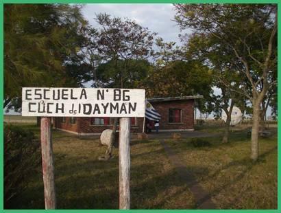 La escuela de Cuchilla del Daymán enfrenta penurias por falta de agua