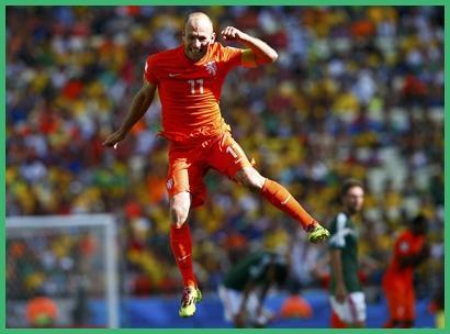 Holanda también le apunta al título.