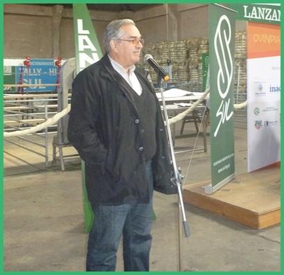 Ing. Agr. Enzo Benech, subsecretario de Ganadería, agricultura y pesaca