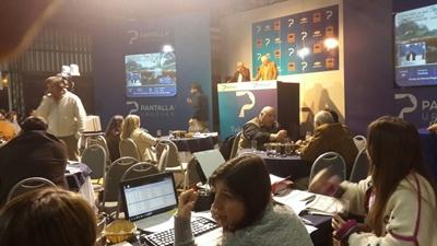 Pantalla Uruguay concentra el interés del mercado hoy