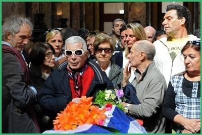 Compatriota y amigo personal Carlos Perciavalle estuvo desde el primer momento  en las exequias