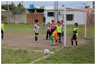 Para dirigir una categoría de baby fútbol hay que realizar el curso de orientador técnico.