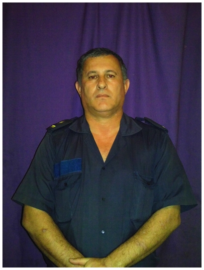 Crio. Raúl Fabián Duarte a cargo de la comisaría 7ª