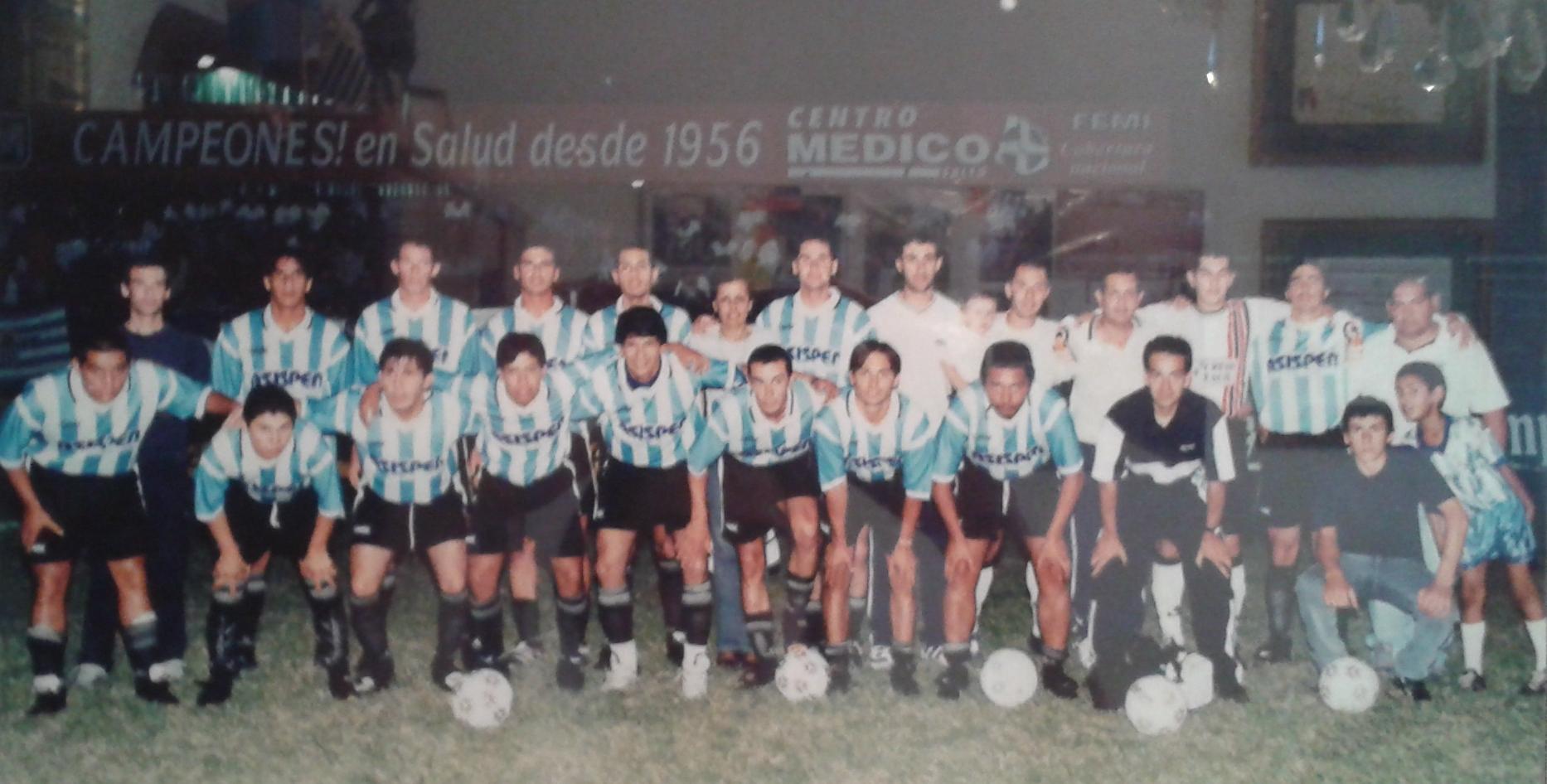 Salto Uruguay 2000