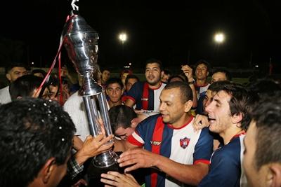 Tigre fue el primer equipo ascendido en la B.  Hay que mantener la Liguilla.