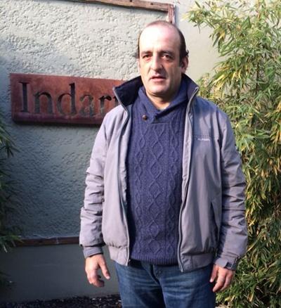 Ing. Agr. Gonzalo Indarte