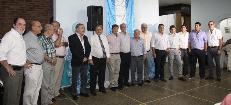 La Comisión Directiva y los que no dejan de sumar. Los 11 años de Salto Uruguay. Lo le faltan desafíos.